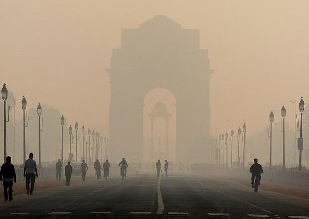 Delhi's Air Quality Index is Deteriorated to Severe Zone