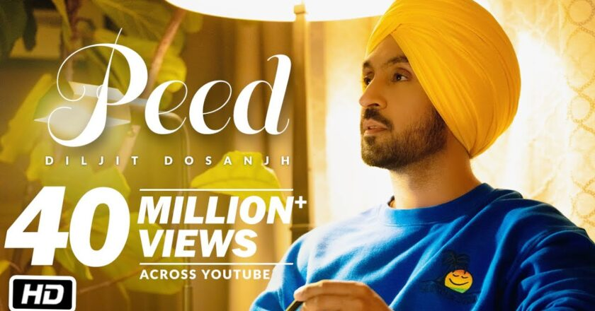 PEED: Diljit Dosanjh (Official) Music Video | G.O.A.T. | New Punjabi Song 2020 | latest punjabi song 2020 | Punjabi song Download mp3