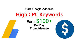 High CPC Keywords & how to increase adsence earnings?